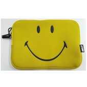 Idee regalo Custodia per Tablet Smiley. Tablet Case. Giallo Panini