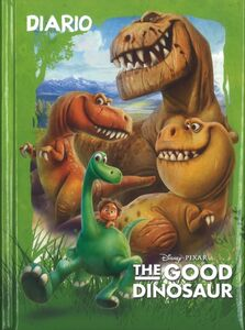 Cartoleria Diario 12 mesi non datato Il Viaggio di Arlo. The Good Dinosaur. T-Rex Panini 0