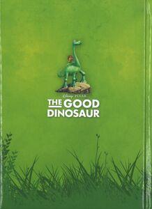 Cartoleria Diario 12 mesi non datato Il Viaggio di Arlo. The Good Dinosaur. T-Rex Panini 1
