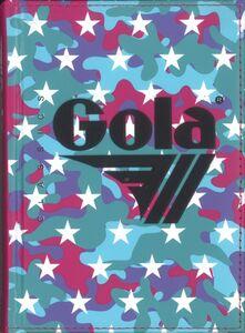 Cartoleria Diario Mini 12 mesi non datato in Ecopelle Gola. Camouflage Gola 0