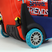 Cartoleria Big Trolley Boy Seven Linea Cucito SJ. Arancione Seven 4