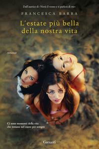 Libro L' estate più bella della nostra vita. Copia autografata Francesca Barra