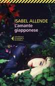 Libro L'amante giapponese Isabel Allende