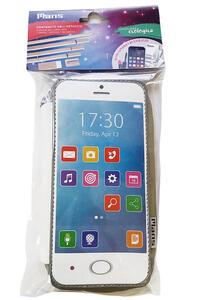 Astuccio Juta Mans. Smartphone. Bianco - 2