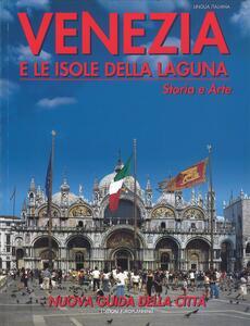 Venezia e le isole della laguna - copertina
