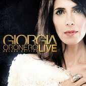 CD Oronero Live. Copia Autografata Giorgia