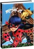Cartoleria Diario Miraculous 2018-2019, 12 mesi. Ladybug e Chat Noir Panini
