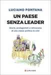 Libro Un paese senza leader. Copia autografata Luciano Fontana