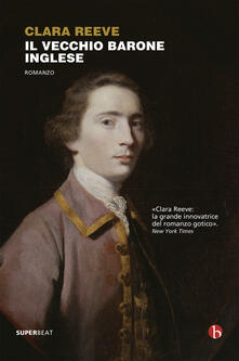 Il vecchio barone inglese - Clara Reeve - copertina