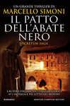 Libro Il patto dell'abate nero. Secretum saga. Copia autografata Marcello Simoni