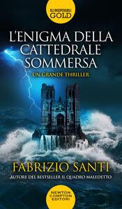 L' enigma della cattedrale sommersa - Fabrizio Santi - copertina