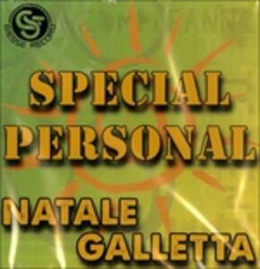 CD Special Personal di Natale Galletta
