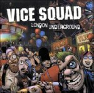 Vinile London Underground Vice Squad
