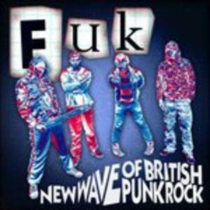 Vinile New Wave of British Punk Rock Chaos UK , FUK