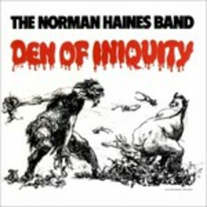 Vinile Den of Iniquity Norman Haines (Band)