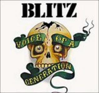 Vinile Voice of a Generation Blitz