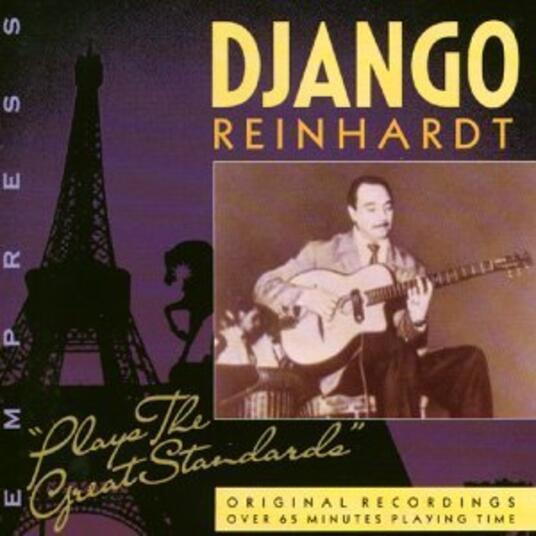 Plays the Great Standards - CD Audio di Django Reinhardt