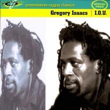 I.O.U. - Vinile LP di Gregory Isaacs