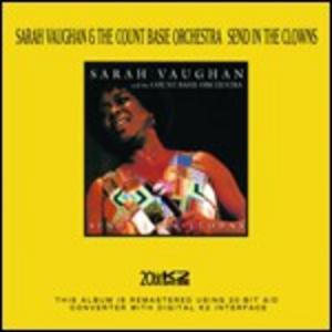 CD Send in the Clowns di Sarah Vaughan