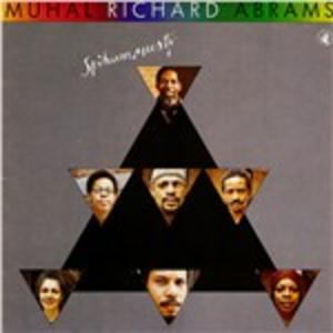 CD Spihumonesty di Muhal Richard Abrams