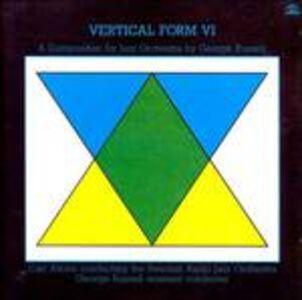 CD Vertical Form VI di George Russell