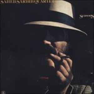 Foto Cover di Seasons, CD di Saheb Sarbib (Quartet), prodotto da Soul Note