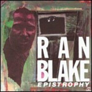 CD Epistrophy di Ran Blake
