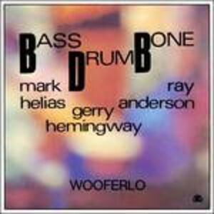 CD Wooferlo di Bass Drum Bone