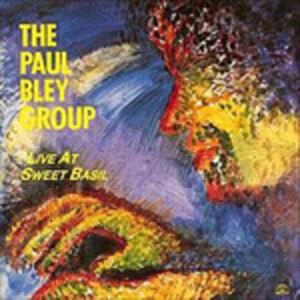 CD Live at Sweet Basil di Paul Bley (Group)