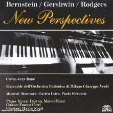 Bernstein/Gershwin/Rodgers - CD Audio di Franco Cerri,Civica Jazz Band,Enrico Intra