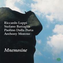 Mnemosine - CD Audio di Stefano Battaglia,Paolino Dalla Porta,Riccardo Luppi,Anthony Moreno