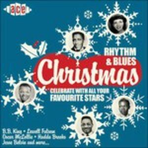 Foto Cover di Rhythm & Blues Christmas, CD di  prodotto da Ace Records