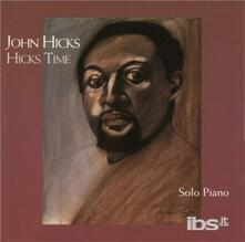 Hick's Time - CD Audio di John Hicks