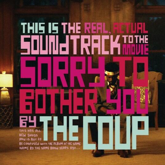Sorry to Bother You (Colonna Sonora) - Vinile LP di Coup
