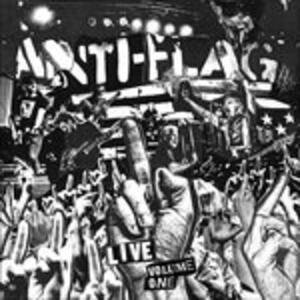 Live Volume One - Vinile LP di Anti-Flag