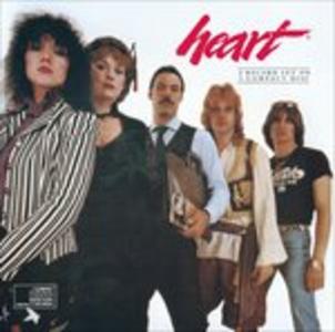CD Greatest Hits Live di Heart