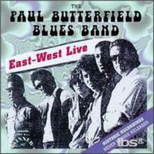East-West Live - CD Audio di Paul Butterfield (Blues Band)