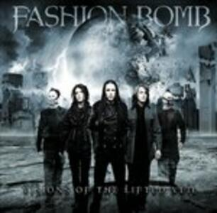 Visions of the Lifted Veil - CD Audio di Fashion Bomb
