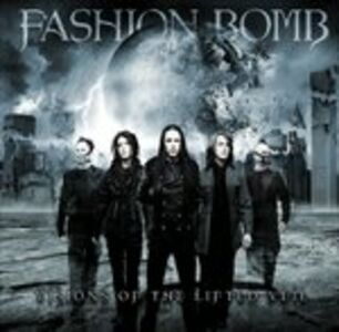 CD Visions of the Lifted Veil di Fashion Bomb