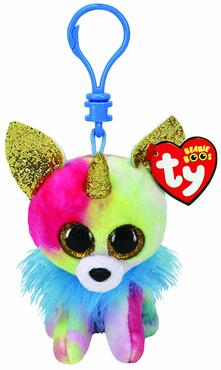 Ty T35237 - Beanie Boo - Peluche Con Clip 8 Cm - Yips