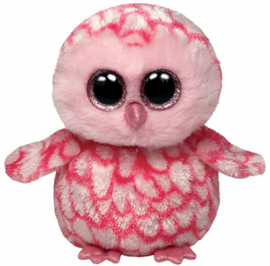 Giocattolo Peluche Beanie Boos Pinky Ty