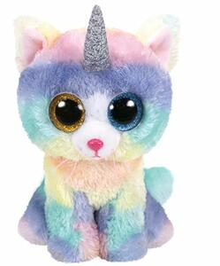 Ty. Beanie Boo. Peluche 15Cm. Heather