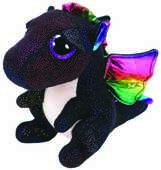 Giocattolo Ty Beanie Boo Peluche 15 Cm Anora Ty