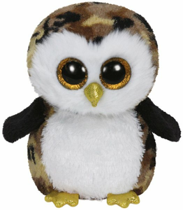 Giocattolo Peluche Beanie Boos Owliver Ty 0