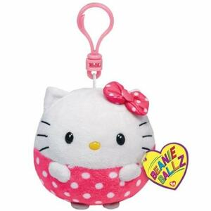Portachiavi Peluche Hello Kitty Ballz