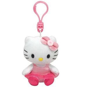 Portachiavi Peluche Hello Kitty Ballerina
