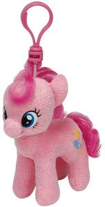 Giocattolo Peluche My Little Pony Pinkie Pie Clip Ty