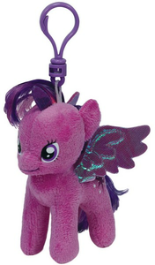 Giocattolo Peluche My Little Pony Twilight Sparkle Clip Ty