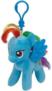 Giocattolo Peluche My Little Pony Raimbow Dash Clip Ty