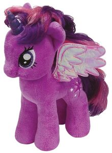 Giocattolo Peluche My Little Pony Twilight Ty